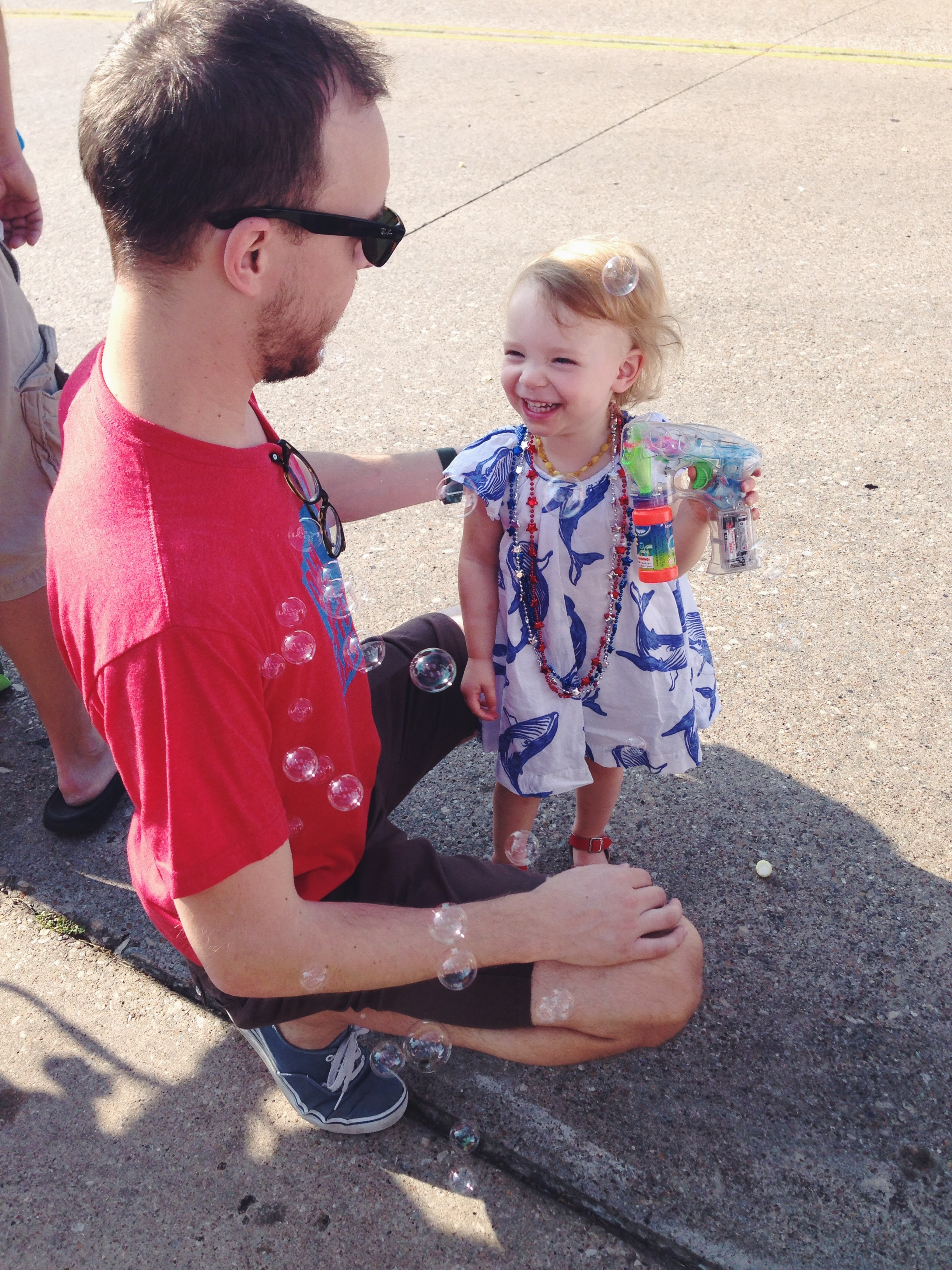 July 2014 Lake Highlands Fourth of July Parade