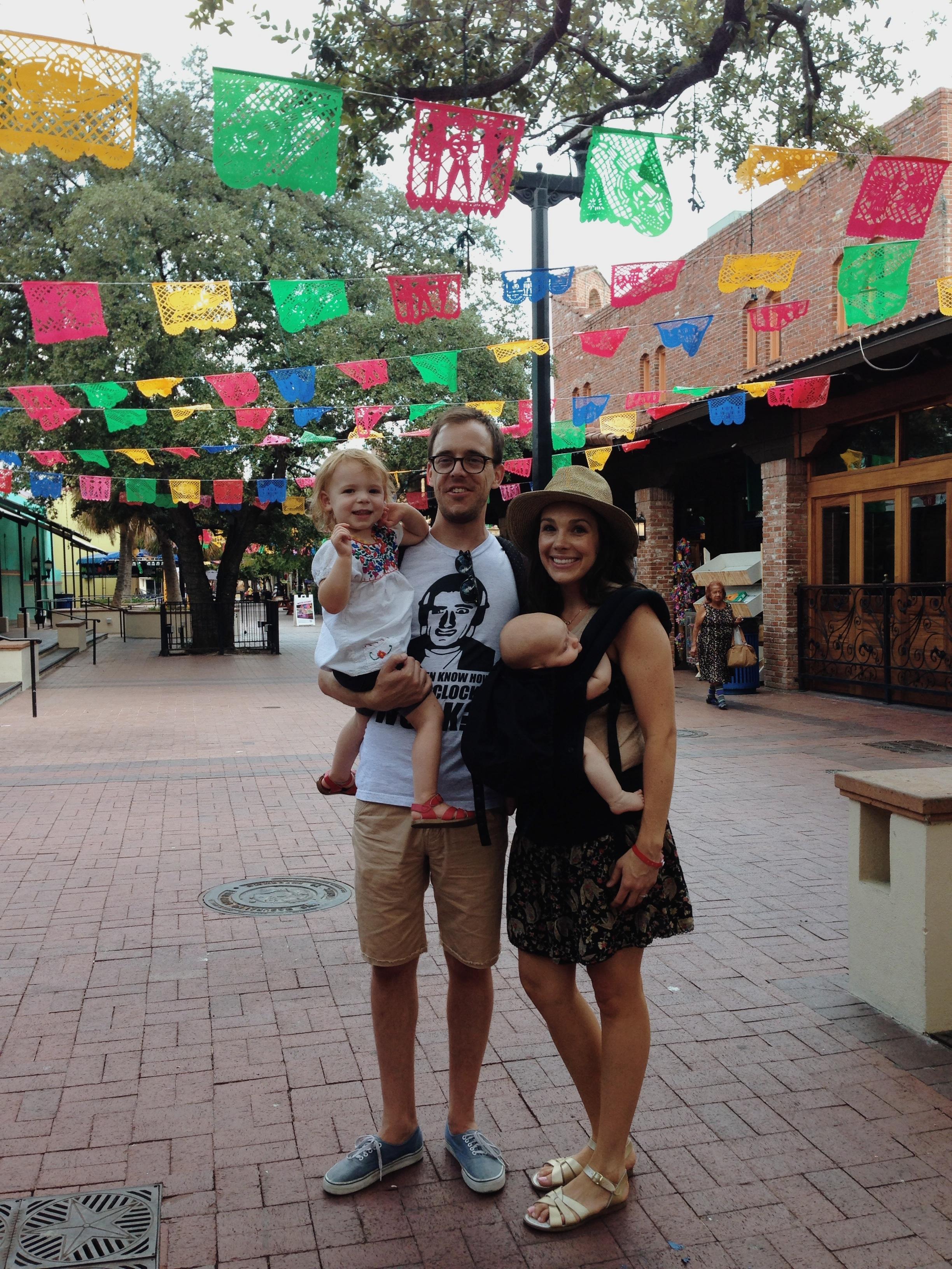 August 2014 San Antonio