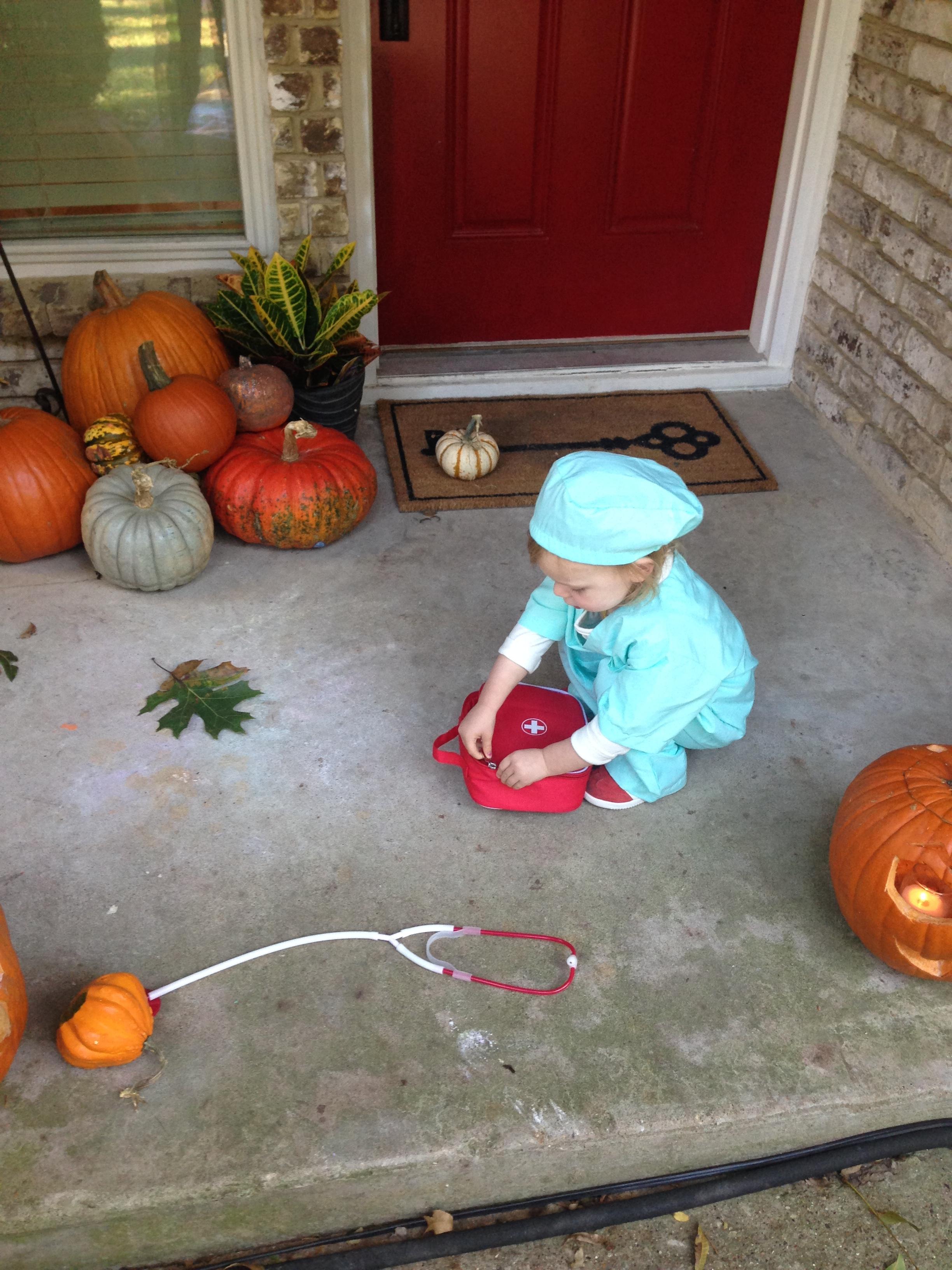 Oct 2014 Dr. Olivia